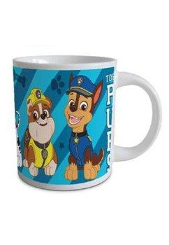 Cana ceramica, albastra, Top pups