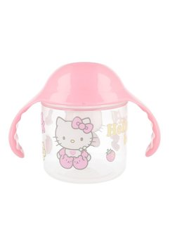 Cana, baby Hello Kitty, roz, 250ml