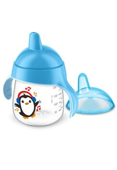 Cana cu cioc, Pinguin, Avent, albastra, +12 luni