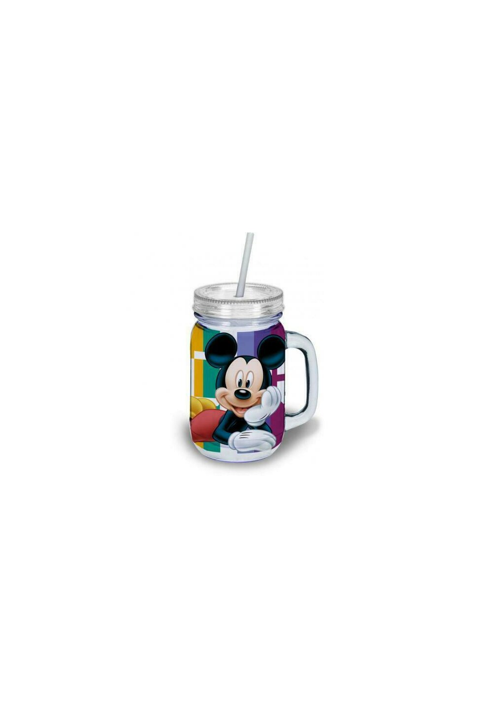 Cana cu pai, Mickey Mouse, cuburi colorate imagine