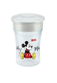 Cana de baut, Magic cup, Mikey Mouse, gri, +8 luni, 230 ml