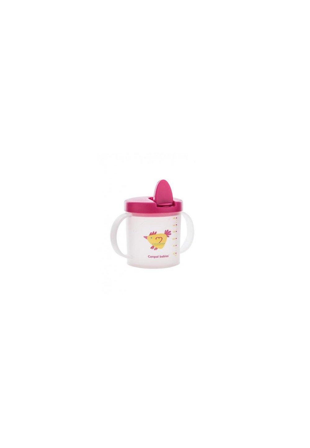 Cana Flip-top, pui roz imagine