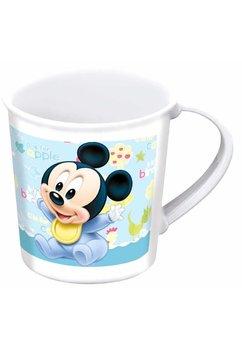 Cana micro, bebe Mickey, albastra