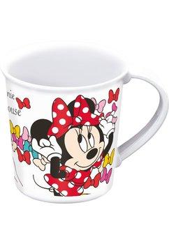 Cana micro, Minnie Mouse cu fundite colorate