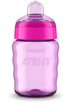 Cana Philips Avent, + 12 luni, 260ml, roz