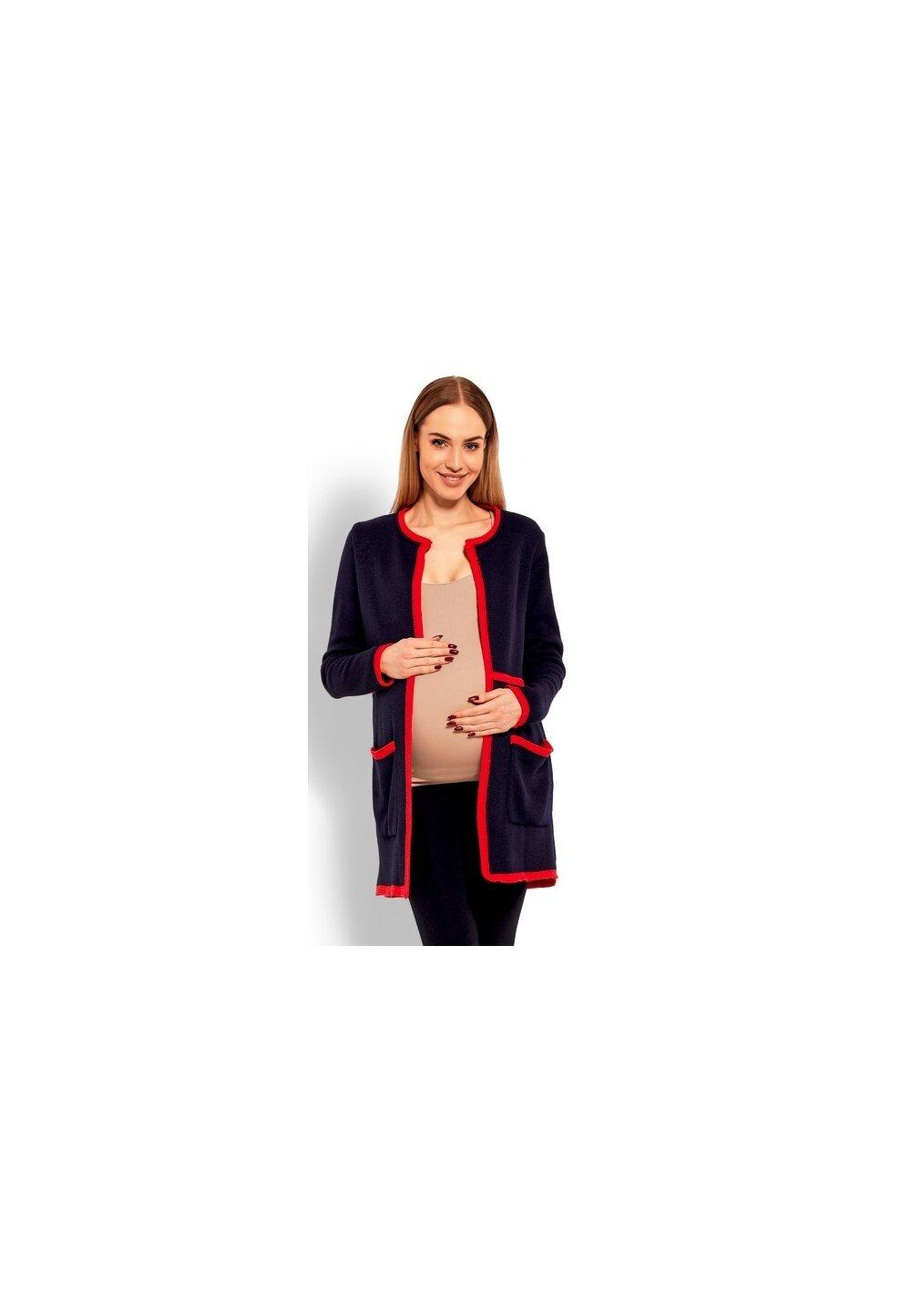 Cardigan tricotat, bluemarin imagine