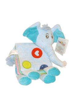 Carti educative, elefantel albastru