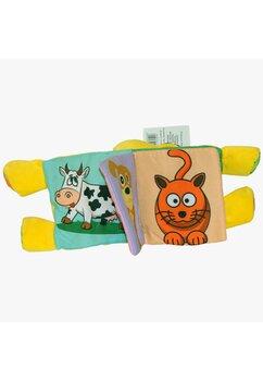 Carti educative, girafa, galbena