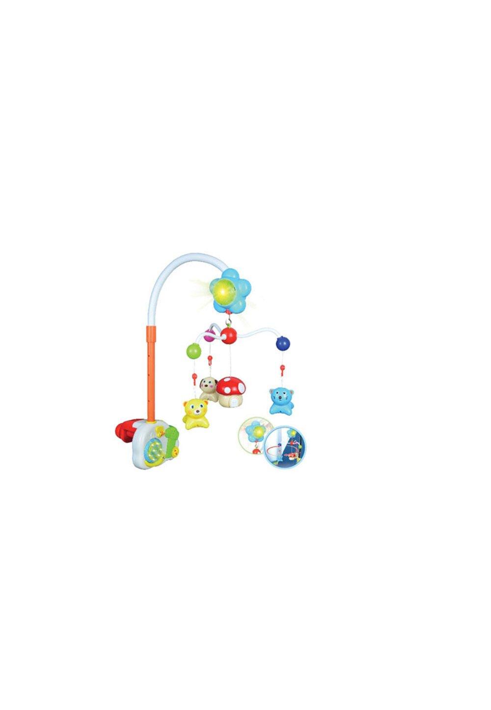 Carusel muzical, Animal, colorat imagine
