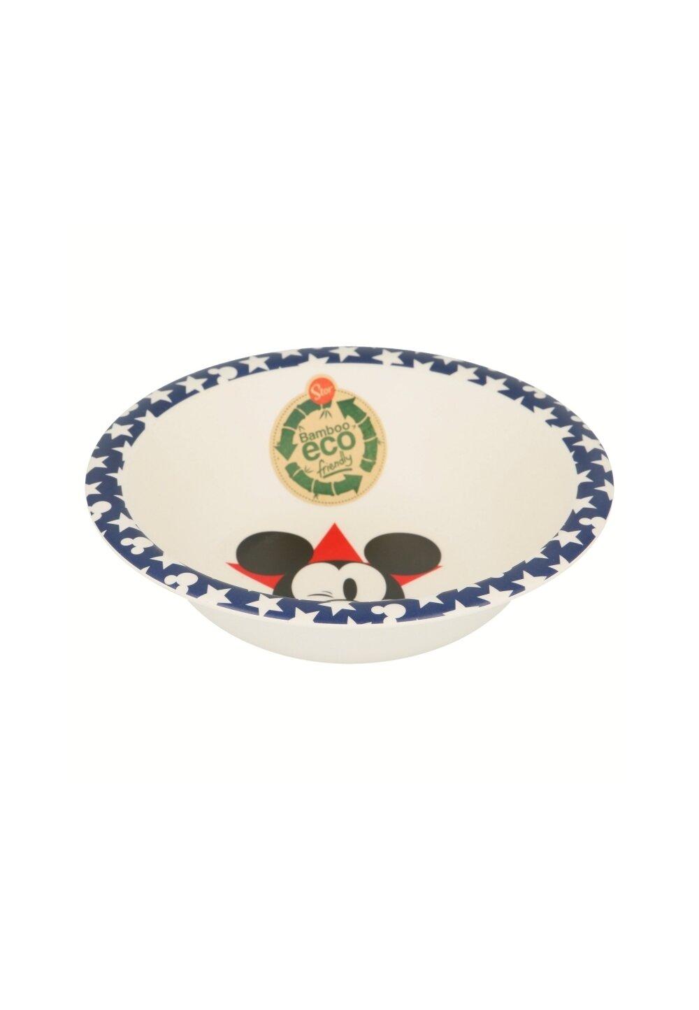 Castronel, din fibra de bambus, Mickey Mouse, bluemarin imagine