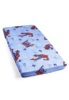 Cearceaf bumbac Spiderman,albastru 120 x 60 cm