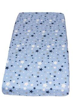 Cearceaf patut, stelutele albastre, 120x60cm