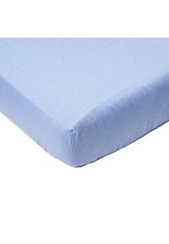 Cearceaf Prichindel, albastru, 140x70 cm