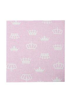 Cearceaf Prichindel, patut 120x60 cm, Princess ,roz