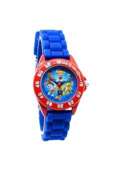Ceas de mana, Paw Patrol, albastru