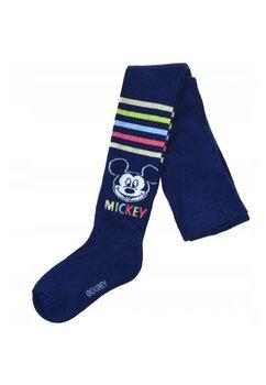 Ciorapi cu chilot bebe, Mickey, bluemarin