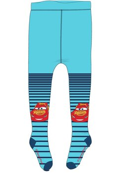 Ciorapi cu chilot, Cars Rusteze, albastri cu dungi
