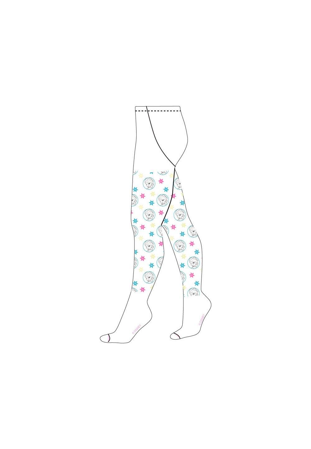 Ciorapi cu chilot, Elsa, 40Den, albi imagine