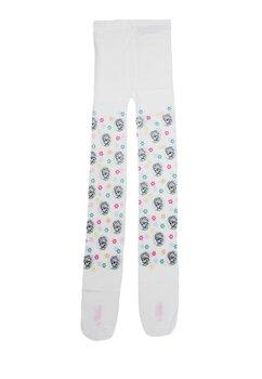 Ciorapi cu chilot, Elsa, 40Den, albi