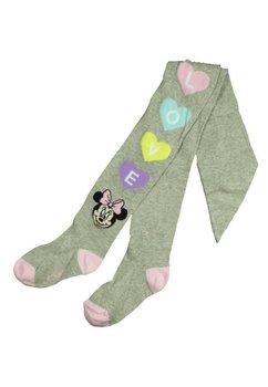 Ciorapi cu chilot, gri, Love, Minnie