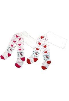 Ciorapi cu chilot HK 2991 rosu