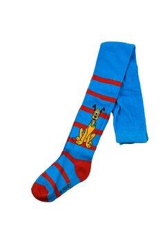 Ciorapi cu chilot, Mickey si Pluto, albastri