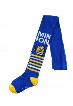 Ciorapi cu chilot, Minion, albastri