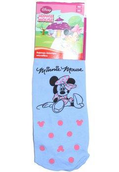 Ciorapi Cu Chilot Minnie Albastru Subtiri
