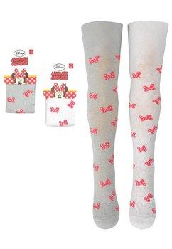 Ciorapi cu chilot, Minnie Mouse, gri