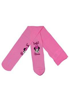 Ciorapi cu chilot, Minnie Mouse, roz