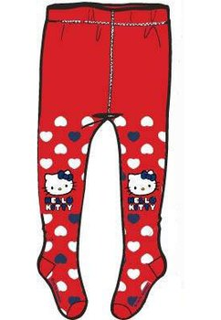Ciorapi cu chilot rosii HK9288