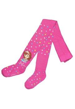 Ciorapi cu chilot Sofia roz 5168