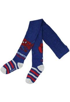 Ciorapi cu chilot Spiderman bleumarin 5829