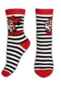 Ciorapi minnie dungi 9582