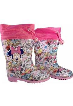 Cizme de cauciuc, Minnie Mouse, BAE, multicolor