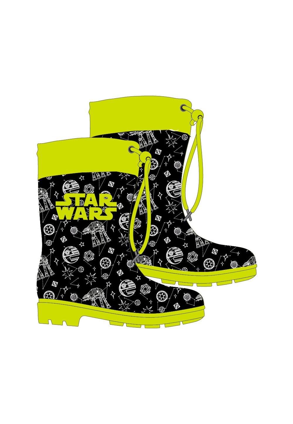 Cizme de cauciuc, Star Wars, negre imagine