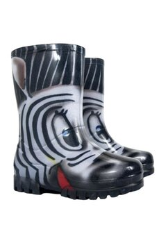 Cizme de cauciuc, zebra