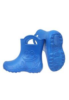 Cizme termoizolante din spuma, Frog, albastre