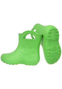 Cizme termoizolante din spuma, Frog, verzi