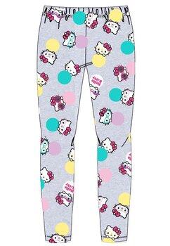 Colanti, Hello Kitty, gri cu buline colorate
