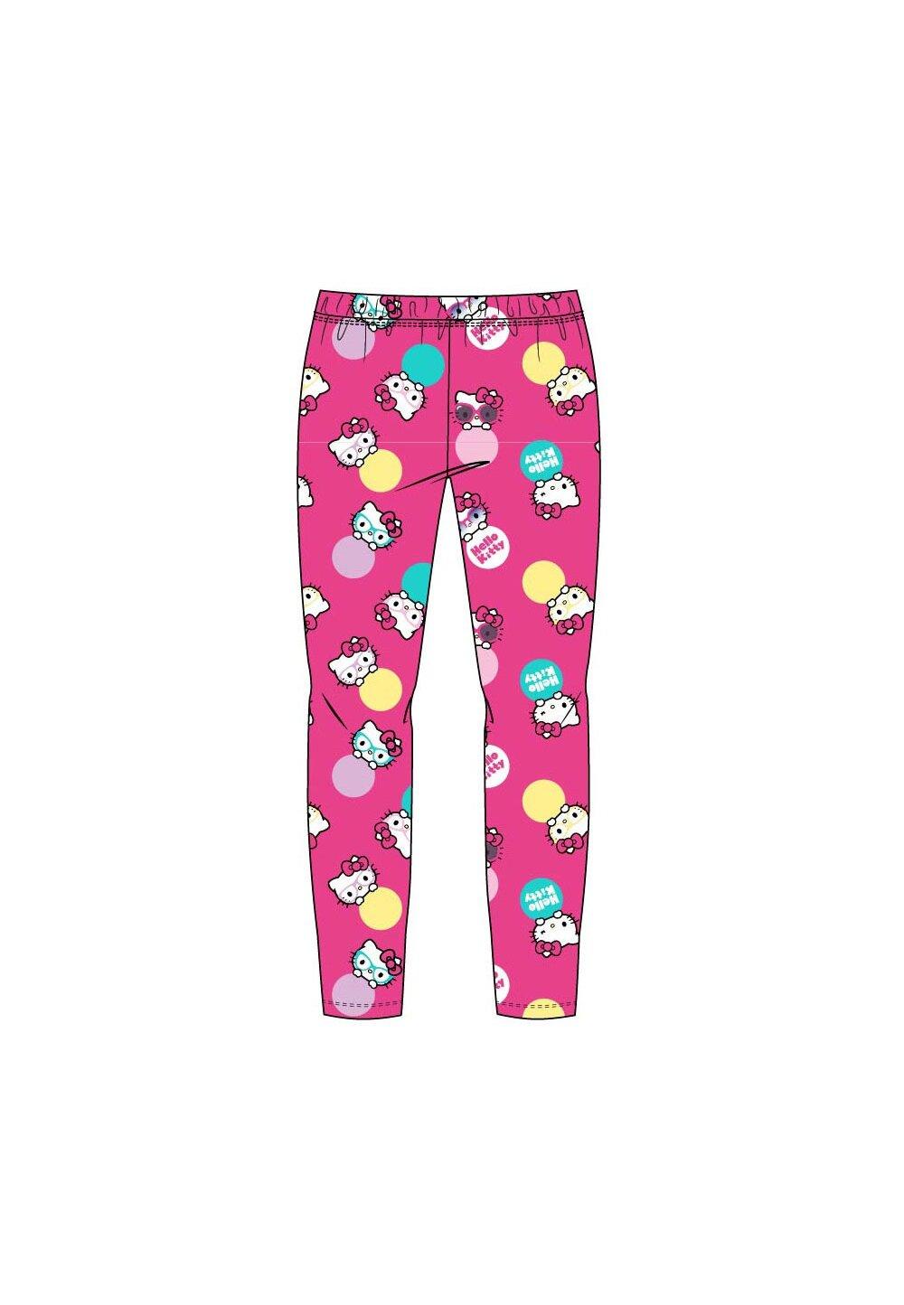 Colanti, Hello Kitty, roz cu buline colorate imagine