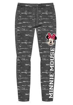 Colanti Minnie Mouse, negru cu alb