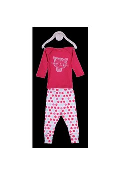 Pijama, fete roz  kitty