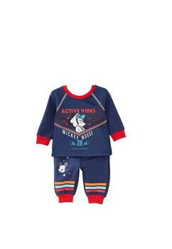 Compleu 2 piese, Mickey Mouse 28, bluemarin