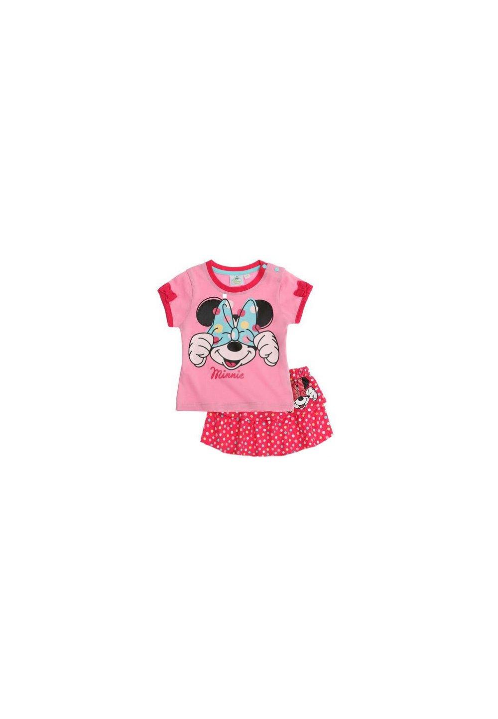 Compleu bebe, Minnie Mouse, roz imagine