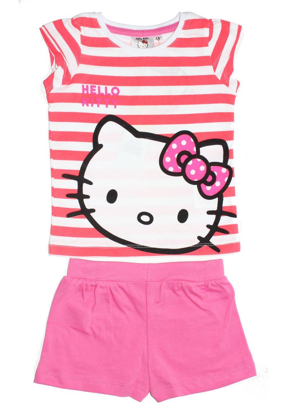 Compleu hello kitty roz 5456 imagine