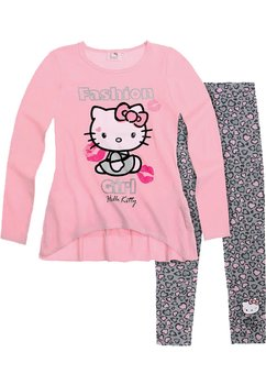 Compleu Hello Kitty roz deschis 8748