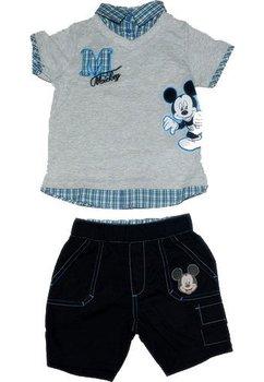 Compleu Mickey gri