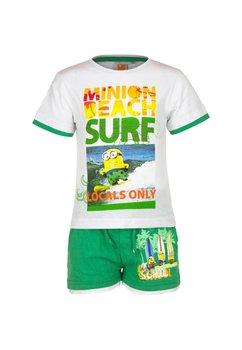 Compleu, Minion Surf, alb cu verde