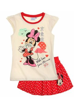 Compleu Minnie crem 7476
